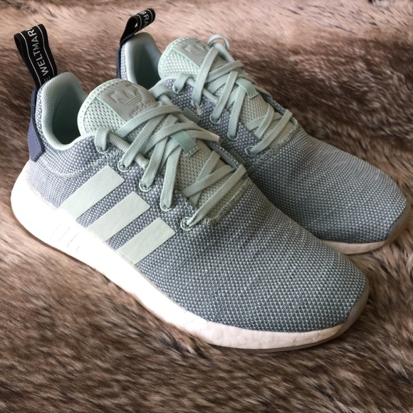 2c626385ee3f8 Adidas NMD R2 Women s Shoes 8.5